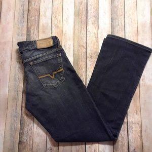 Guess Falcon Low Rise Bootcut Jeans Size 30